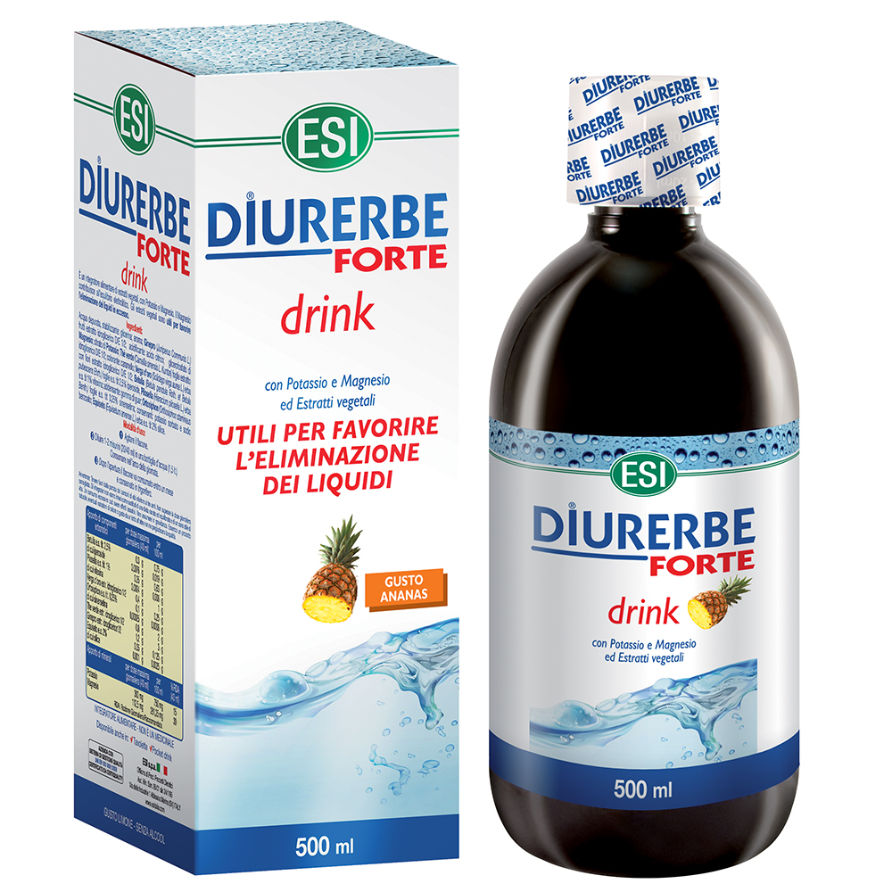 Picture of Diurerbe Forte drink Ananas/ Limone