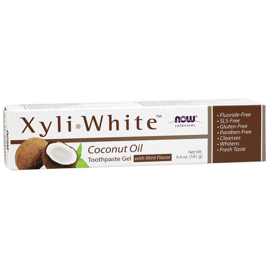 Picture of XyliWhite Coconut Oil Toothpaste Gel
