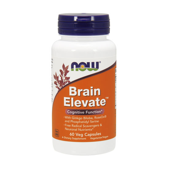 Picture of Brain Elevate Veg Capsules