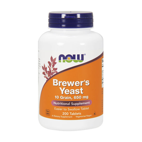 Picture of Brewer's Yeast 650 mg Tablets