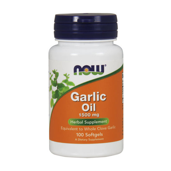 Picture of Garlic Oil 1500 mg Softgels