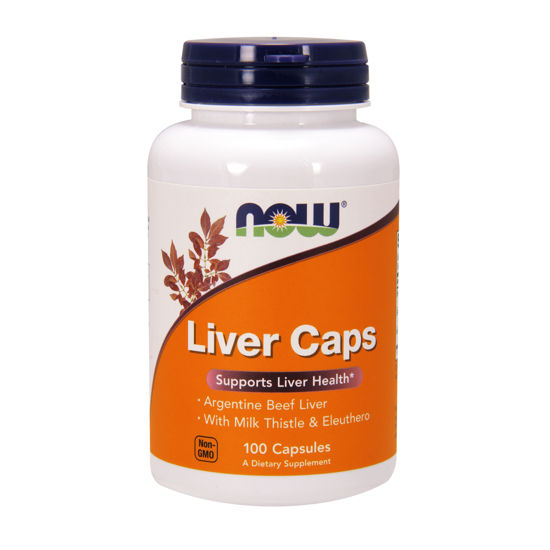 Picture of Liver Caps Capsules