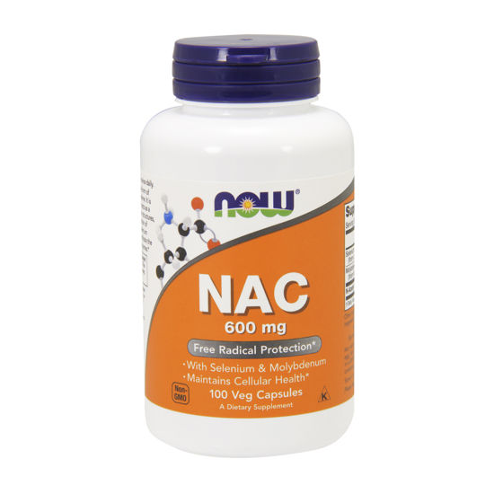 Picture of NAC 600 mg Veg Capsules