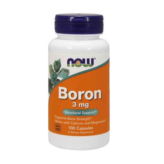 Picture of Boron 3mg Veg Capsules