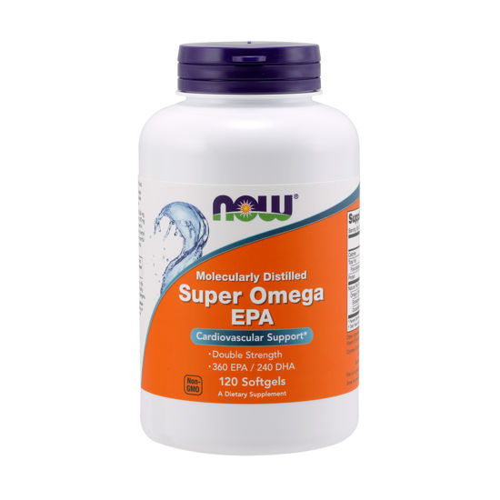 Picture of Super Omega EPA, Double Strength Softgels