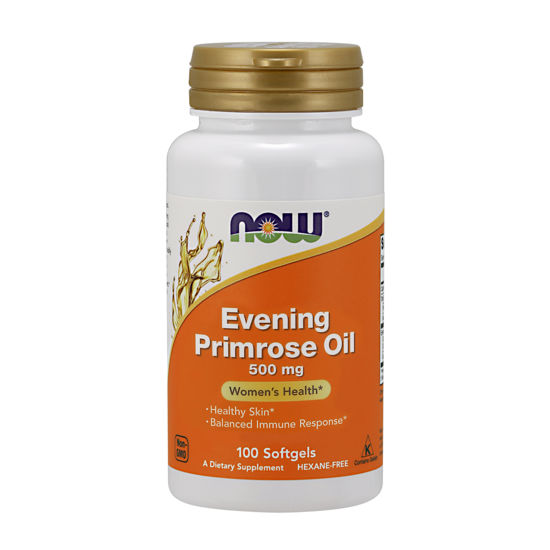 Picture of Evening Primrose Oil 500 mg Softgels