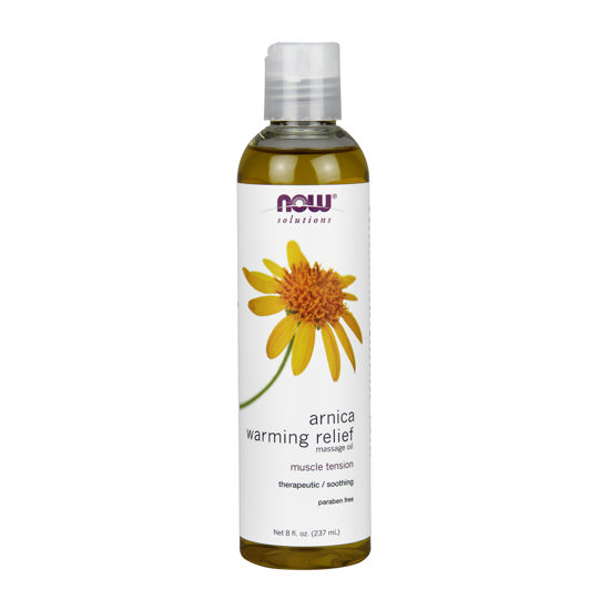 Picture of Arnica Warming Relief Massage Oil