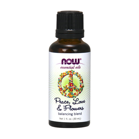 Picture of Peace, Love & Flowers Oil Blend