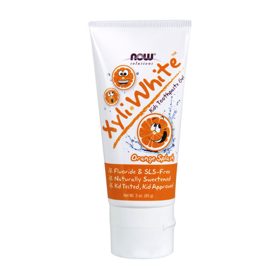 Picture of Xyliwhite Orange Splash Toothpaste Gel for Kids