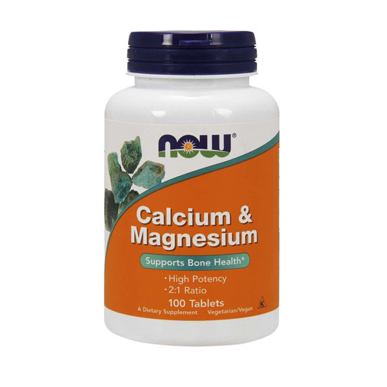 Picture of Calcium & Magnesium Tablets