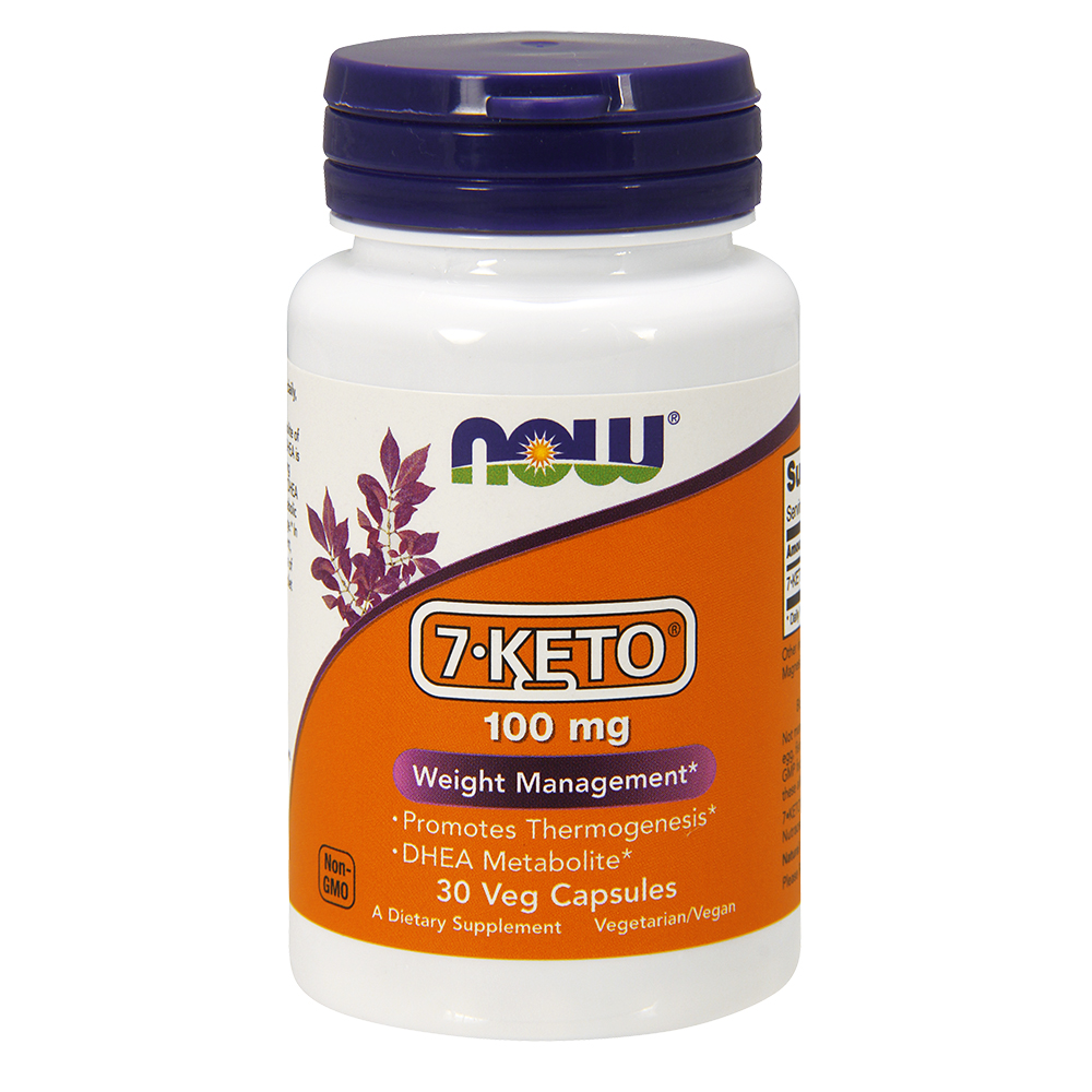 Picture of 7-KETO 100 mg Veg Capsules