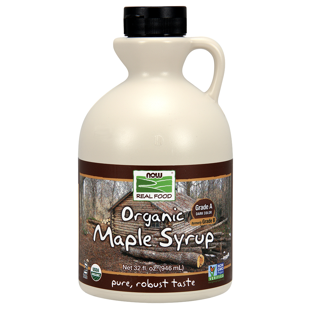Picture of Maple Syrup, Organic Grade A Dark Color
