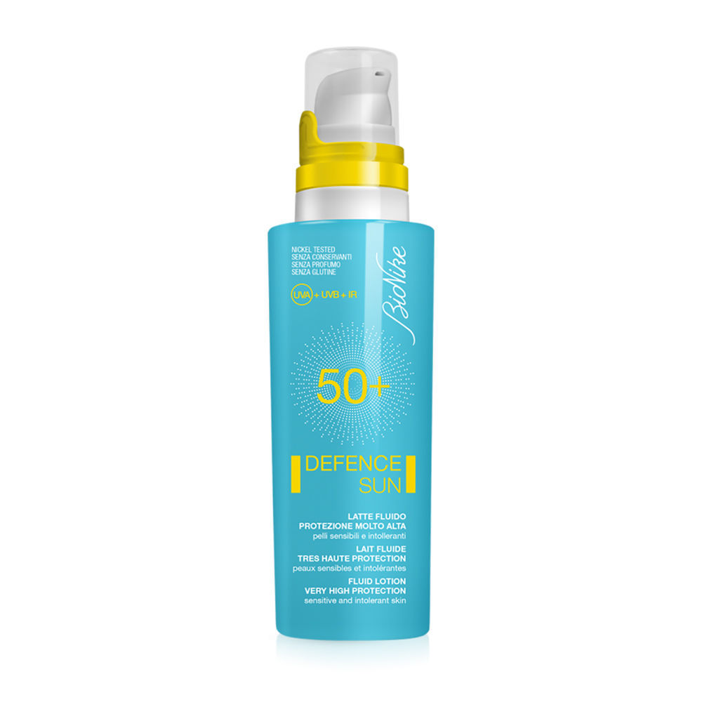 Picture of DEFENCE SUN FLUID LOTION 50+