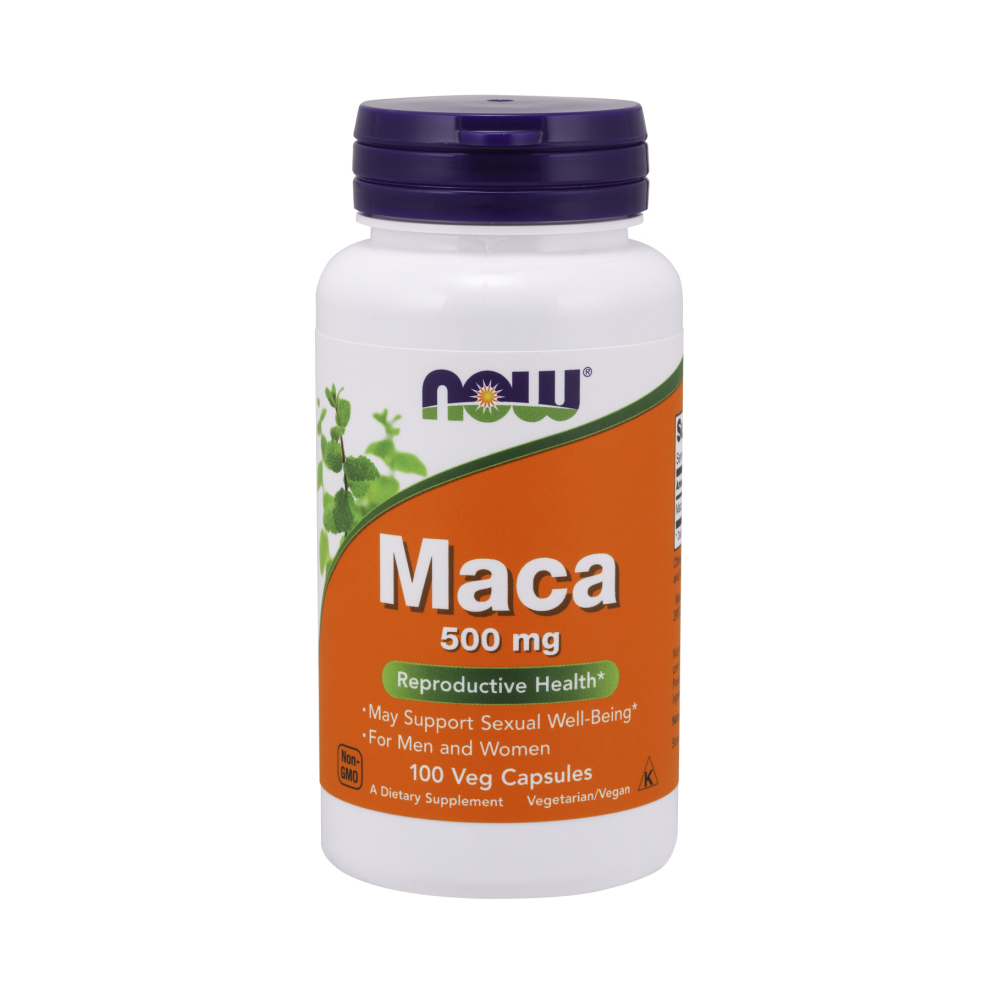 Picture of Maca 500 mg Veg Capsules
