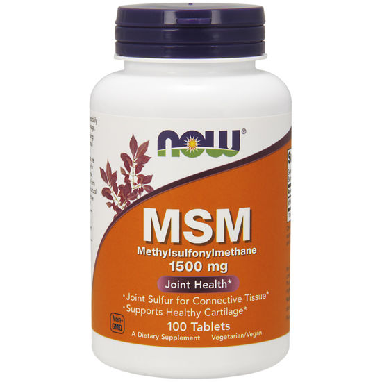 Picture of MSM 1500 mg Tablets