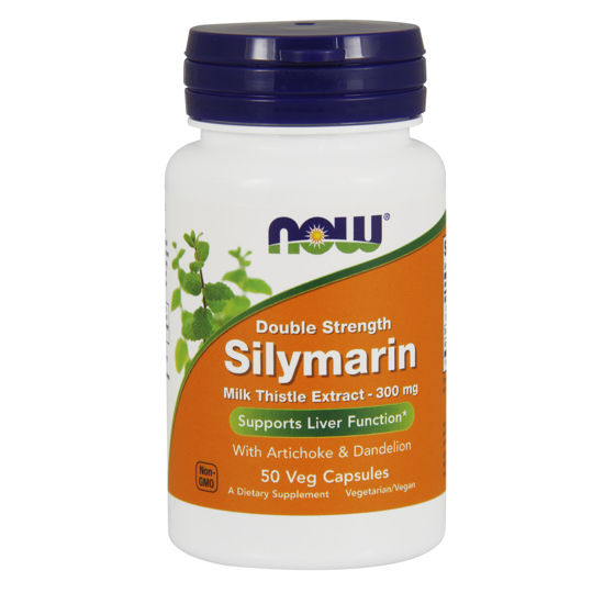 Picture of Silymarin, Double Strength 300 mg Veg Capsules