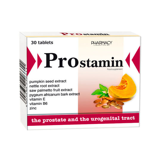 Picture of PROSTAMIN tablets