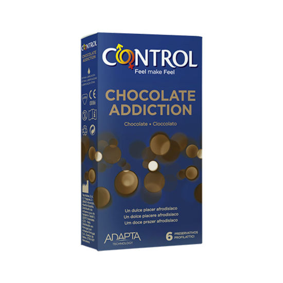 Picture of PREZERVATIV CONTROL CHOCOLATE ADDICTION x 12
